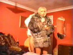 Lana Cox &amp_ Katie Anne Day in Furs