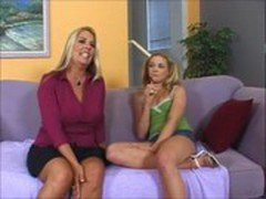 milfsonly.blogspot.com-Mother and daughter show off bodies