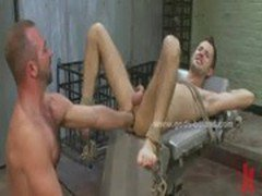 Gay doctor torturing his patients in extreme bdsm sex fucking them brutally