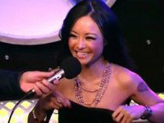 Video  Tila Tequila va a la radio / Tila Tequila in the radio