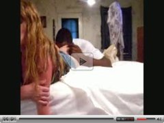 Amateur Southern cuckold couple invites young stud. Hubby films. JS29