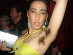 Hairy armpits amateur party PART-1