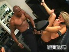 Lex Steele vs Angel &amp_ Ashley Long