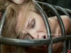 Slut fetish rough bondage gang bang