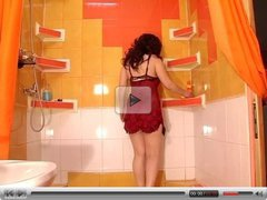 hairy mom mature russian fuck in bathroom troia bello duro per bene in fondo al culo e spacca tutto