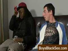 Blacks On Boys - White Gay Boys Fucked By Black Dudes-04
