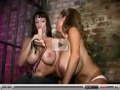 minka and summer lesbians strap on