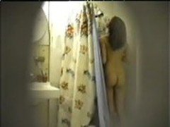 Webcam - Teen sister 19 yr old voyeur shower Don t tell her251