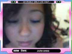 Julie-anna web cam girl, college girl, USA,virgin first time video masterabates,