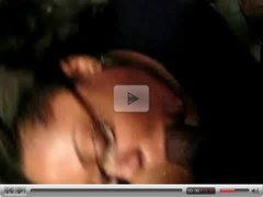 Best Ebony Blowjob EVER- Guy Busts Twice!!!