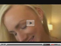 Blonde Blowjob Cum In Mouth Swallow cog