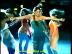 Hot dancing indian