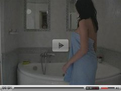 Hot Teen Molly Getting Fucked In The Bathroom