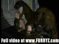dog horse dinosaur watch full HD video at  www.FURRYZ.com