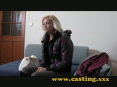 Casting - Barbie doll gets hard anal