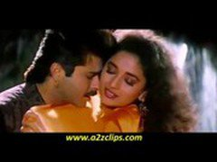 Madhuri Dixith Hot Sexy Song Dhak Dhak Karne Laga Beta 720p HD