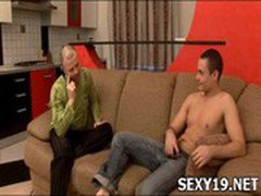 Sex-starved pretty girl moans