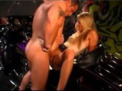 Blonde Babe Ashley Long Gets Banged  By Dick Delaware