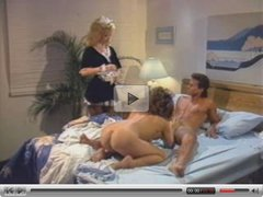 Nina Hartley and Peter North 1980's