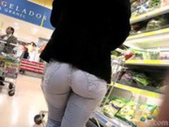 Booty Tight Jeans Milf traviesox