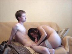 brand new couple homemade video - casal novinha video caseiro