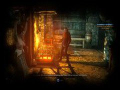 The Witcher 2 - Dungeon nude scene (full)
