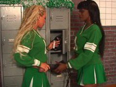 Legends Gay Macho Man - Strap On Cheerleaders - scene 1