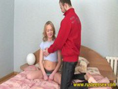 Kirill fucks russian teen girl Demmy