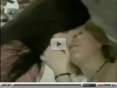 Amateur Lesbian Foreplay