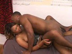 tengie sweet  Ebony Mature get pounded