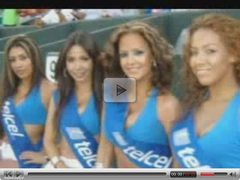 Telcel Spokesmodel Sex Video