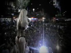 Sabrina Sabrok Hot RockStar Biggest Boobs in the World, Live Shows