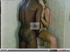 Blonde white wife with black lover -  Amateur Interracial Homemade