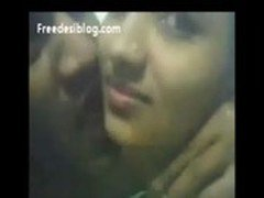 Mallu Girl Maneesha Kiss With Lover