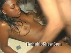 Young Dominican couple Sex Tape Exposed