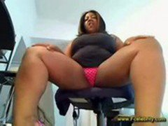 Real teen videos - www.yatakalti.com - BBW masturbation instruction