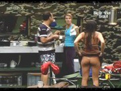 Big Brother Brasil 11 Maria Melilo 01
