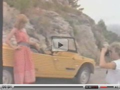 Jane Iwanoff auf Mallorca (full video)