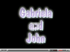 Gabriela and John- A Teen for her Husband...F70