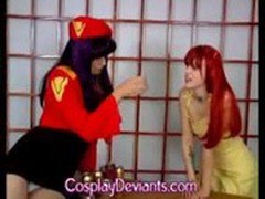 Cosplay Deviants - Asuka and Misato ( HomeMade - www.FreeTapes.co.cc )