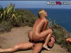 Lets fuck in the middle of nowhere - BoysIQ.com free porn video