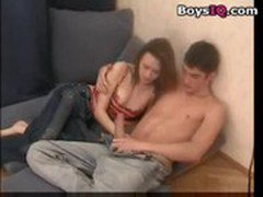 Retro teen fuck - BoysIQ.com free porn video