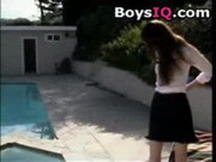 Jassie by herself - BoysIQ.com sex video