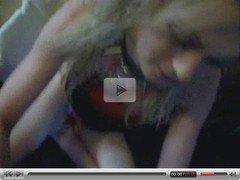DIrty Blonde Bitch Used, the Video