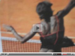 Abspritzen 10.5 - Cum tribute to Venus Williams