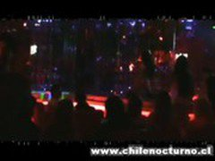 Show en Club Lido - Chile Miss Noche 2010