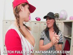 Big Tits in Sports Charley Chase and Natasha Nice