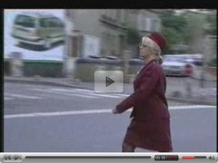 female traffic warden in heat 2of2 (french) o.O