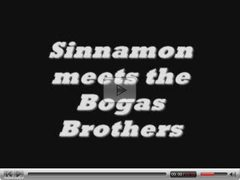 Sinnamon meets the Bogas boyfrienders