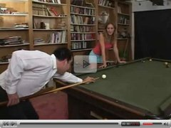 Anal Sex On The Billiard S88
